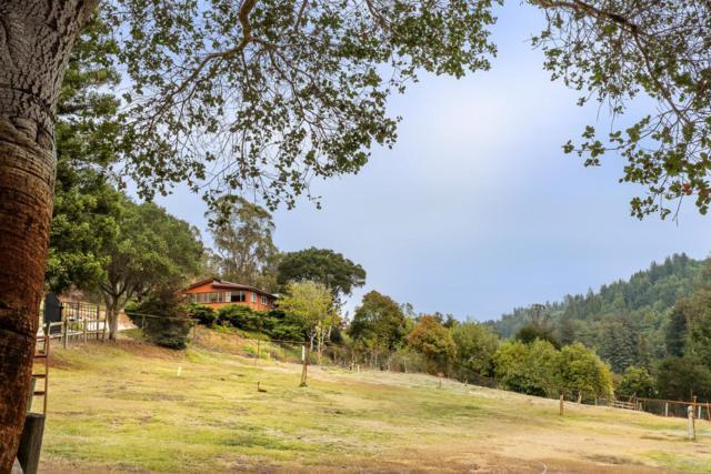 300 Granite Creek Rd, Santa Cruz, CA 95065 (#ML81731076) :: The Gilmartin Group