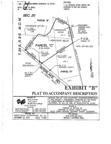 76345 C Interlake Rd, Bradley, CA 93426 (#ML81731191) :: The Gilmartin Group