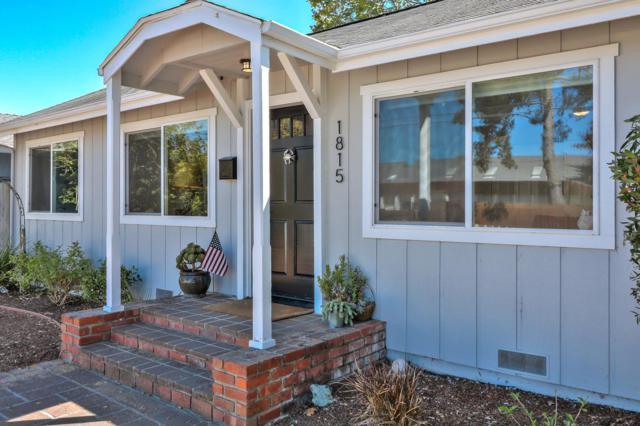 1815 Delaware Ave, Santa Cruz, CA 95060 (#ML81731425) :: Maxreal Cupertino
