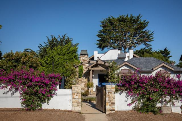 2417 Bay View Ave, Carmel, CA 93923 (#ML81731580) :: The Gilmartin Group