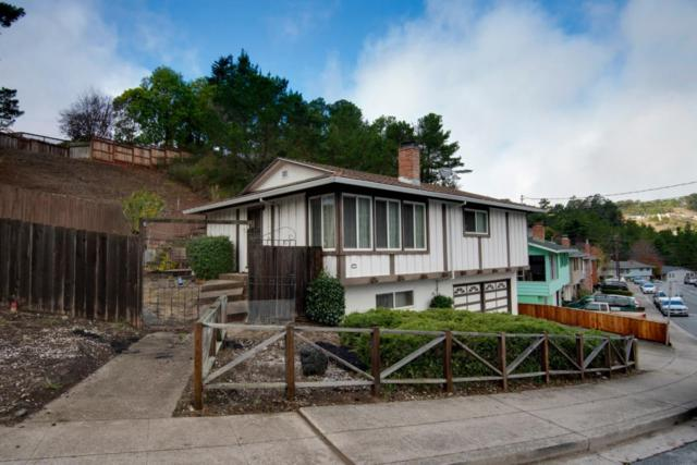 1184 Alicante Dr, Pacifica, CA 94044 (#ML81731844) :: The Kulda Real Estate Group