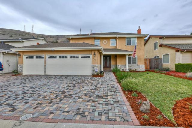 398 Beckham Dr, San Jose, CA 95123 (#ML81732525) :: Brett Jennings Real Estate Experts
