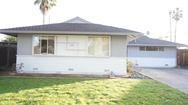 1070 Robin Way, Sunnyvale, CA 94087 (#ML81732723) :: Brett Jennings Real Estate Experts