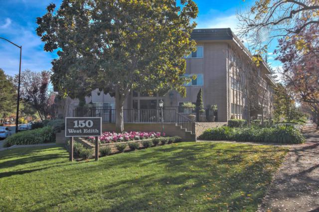 150 W Edith Ave 4, Los Altos, CA 94022 (#ML81732945) :: The Warfel Gardin Group