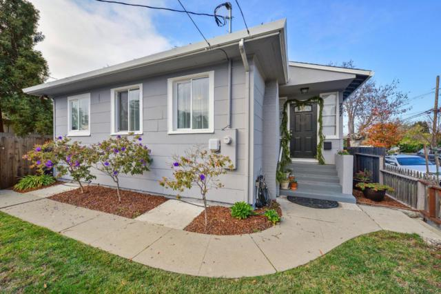 727 Cypress Ave, San Mateo, CA 94401 (#ML81733076) :: The Kulda Real Estate Group