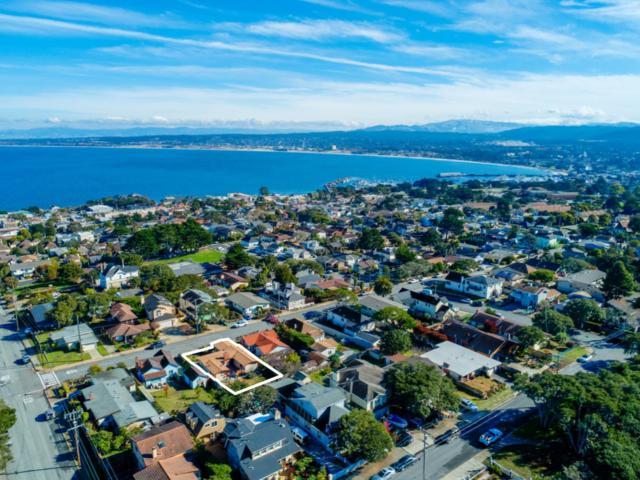 557 Pine St, Monterey, CA 93940 (#ML81733162) :: The Warfel Gardin Group