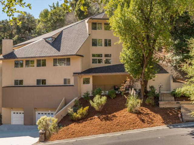 15 Crystal Springs Ter, Hillsborough, CA 94010 (#ML81733799) :: The Gilmartin Group
