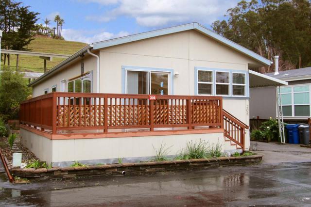 100 N Rodeo Gulch Rd 205, Soquel, CA 95073 (#ML81734025) :: Strock Real Estate