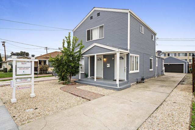 321 Spring St, Redwood City, CA 94063 (#ML81734405) :: Brett Jennings Real Estate Experts