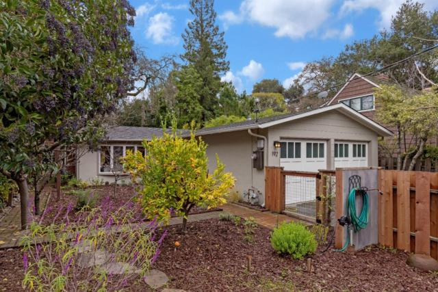 192 Spruce Ave, Menlo Park, CA 94025 (#ML81735062) :: The Goss Real Estate Group, Keller Williams Bay Area Estates