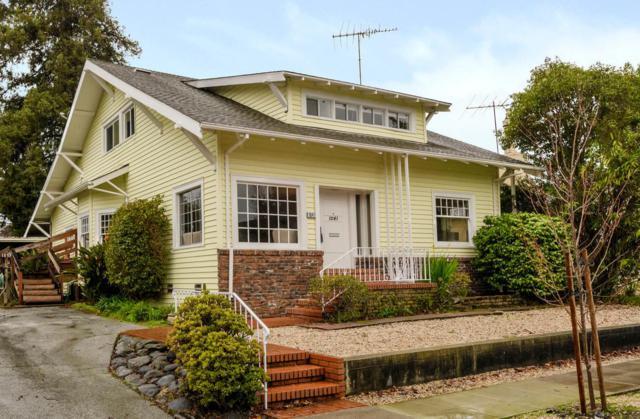 1041 Paloma Ave, Burlingame, CA 94010 (#ML81735563) :: The Goss Real Estate Group, Keller Williams Bay Area Estates