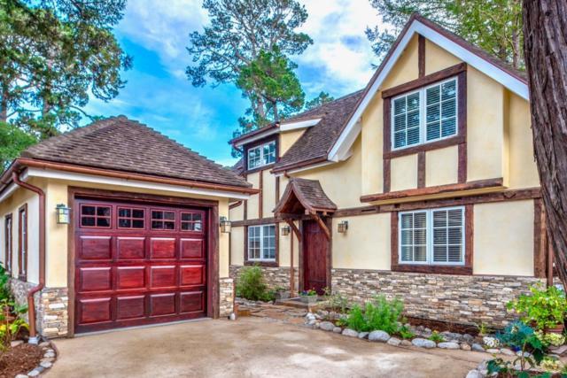 0 2nd Avenue 3 Se Of Santa Fe St, Carmel, CA 93921 (#ML81735762) :: The Gilmartin Group