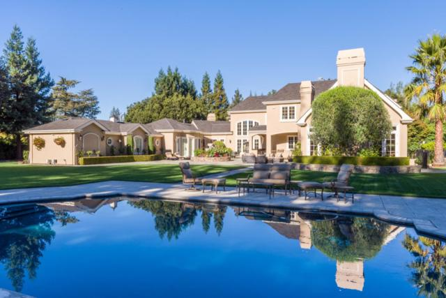 74 Logan Ln, Atherton, CA 94027 (#ML81735802) :: Strock Real Estate
