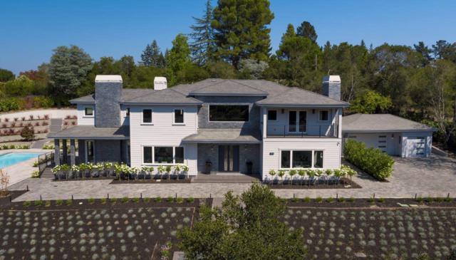 385 Fletcher Dr, Atherton, CA 94027 (#ML81736672) :: The Kulda Real Estate Group