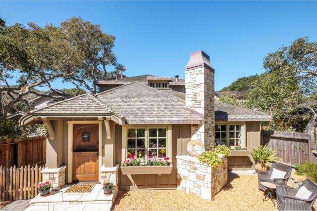0 Monte Verde 5 Sw Of 10th Ave, Carmel, CA 93921 (#ML81737381) :: The Kulda Real Estate Group