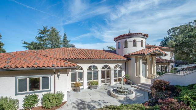 492 Pullman Rd, Hillsborough, CA 94010 (#ML81737506) :: The Kulda Real Estate Group