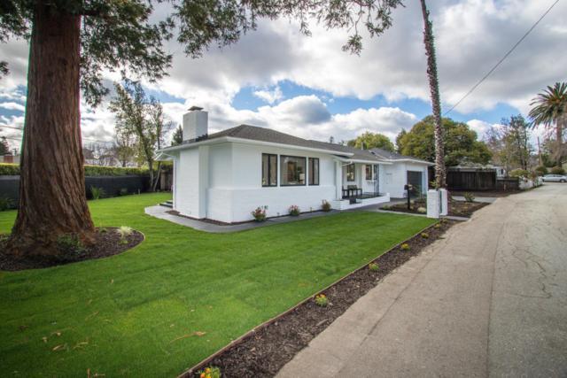 1 El Sereno Dr, San Carlos, CA 94070 (#ML81738114) :: Julie Davis Sells Homes