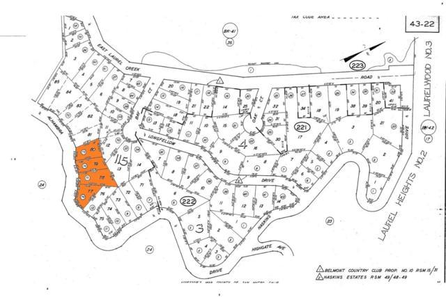 043222740 Alhambra Dr, Belmont, CA 94002 (#ML81738340) :: Intero Real Estate