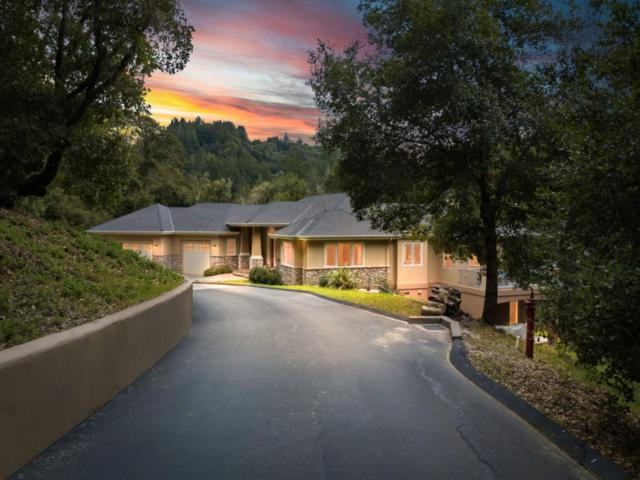 337 Thin Edge Rd, Santa Cruz, CA 95065 (#ML81738416) :: The Kulda Real Estate Group