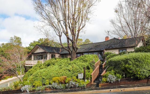 805 La Mesa Dr, Portola Valley, CA 94028 (#ML81739006) :: Strock Real Estate