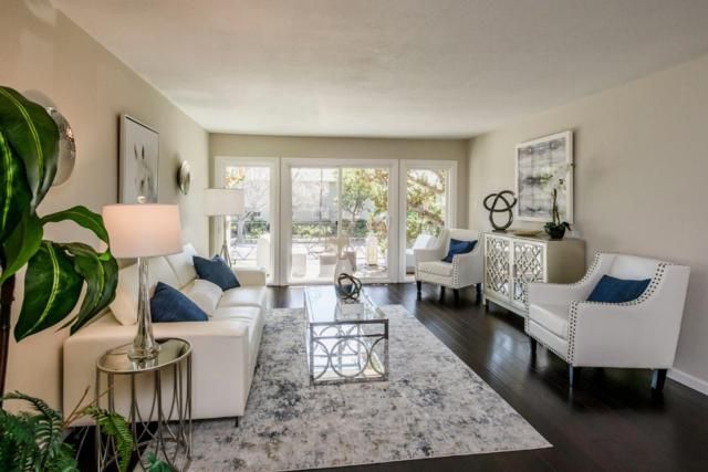 21 Willow Rd 9, Menlo Park, CA 94025 (#ML81739095) :: The Realty Society