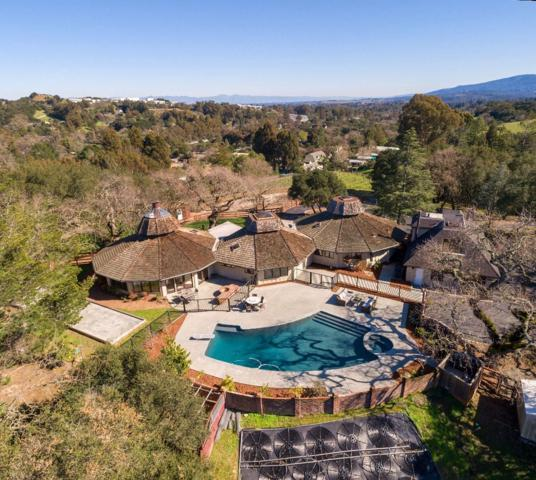 214 Raymundo Dr, Woodside, CA 94062 (#ML81739118) :: The Kulda Real Estate Group