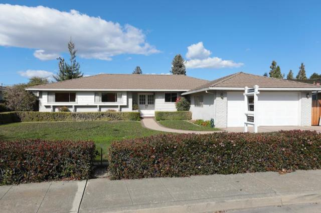 1202 Andre Ave, Mountain View, CA 94040 (#ML81739505) :: The Kulda Real Estate Group