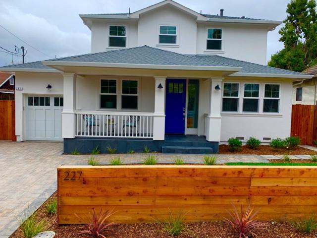 227 Oak St, Mountain View, CA 94041 (#ML81739765) :: The Gilmartin Group