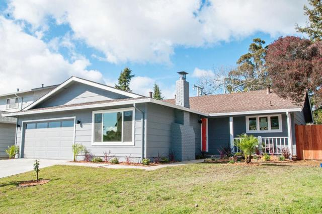 921 Columbus Dr, Capitola, CA 95010 (#ML81740459) :: The Kulda Real Estate Group