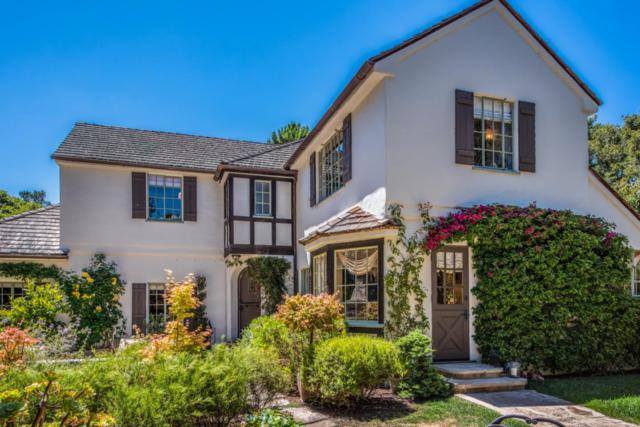 26070 Ridgewood Rd, Carmel, CA 93923 (#ML81742063) :: The Kulda Real Estate Group