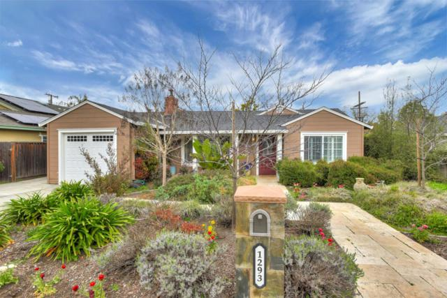 1293 Westwood St, Redwood City, CA 94061 (#ML81743033) :: The Gilmartin Group