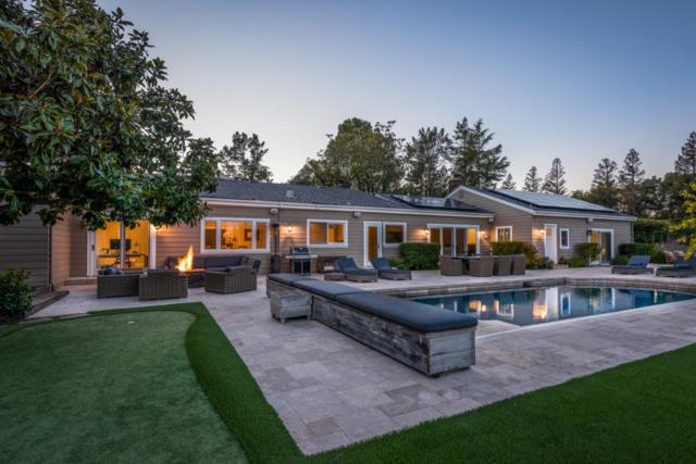 330 Laning Dr, Woodside, CA 94062 (#ML81743070) :: Brett Jennings Real Estate Experts