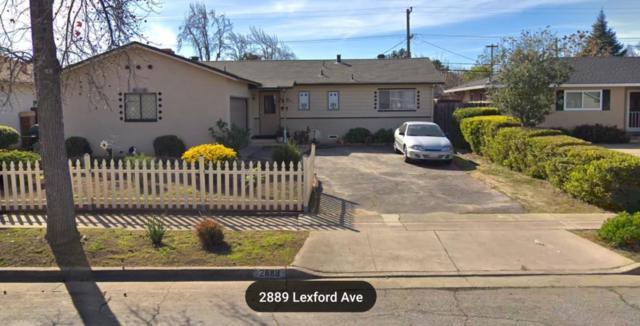 2889 Lexford Ave, San Jose, CA 95124 (#ML81743384) :: The Warfel Gardin Group