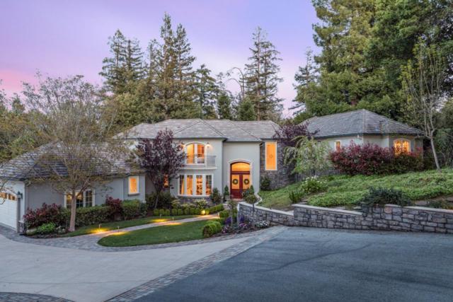 60 Buck Ct, Woodside, CA 94062 (#ML81743503) :: Strock Real Estate