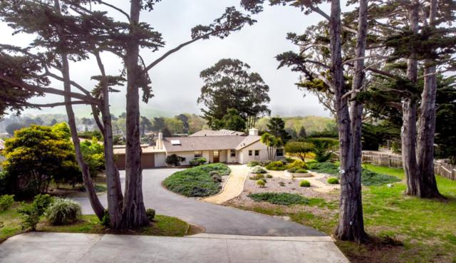 3382 Lazarro Dr, Carmel, CA 93923 (#ML81744524) :: The Kulda Real Estate Group