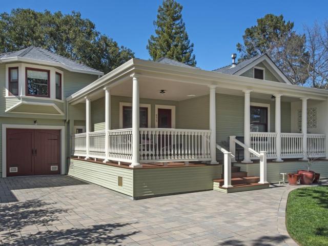 575 Everett Ave, Palo Alto, CA 94301 (#ML81745103) :: Strock Real Estate