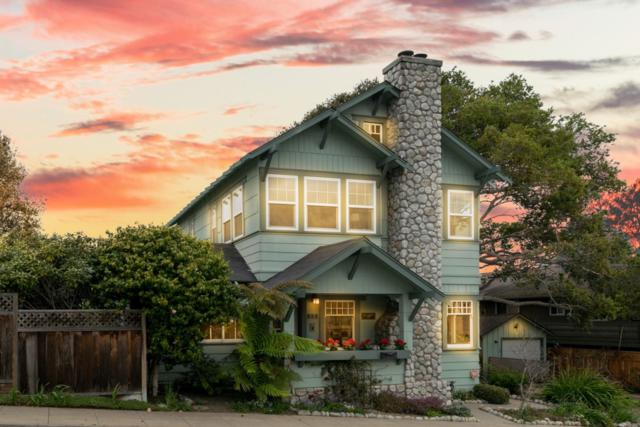 138 9th, Pacific Grove, CA 93950 (#ML81745902) :: The Realty Society