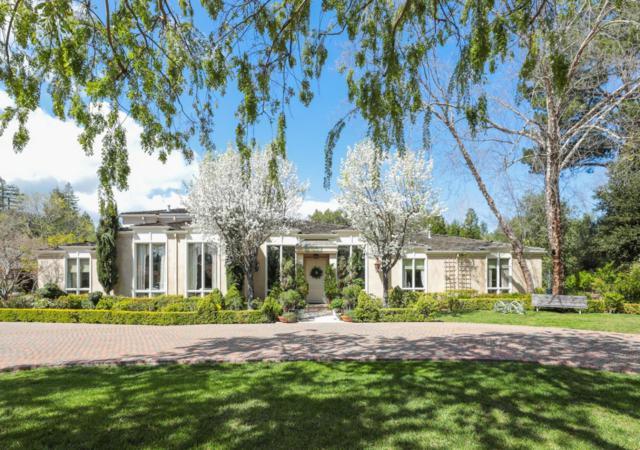 129 Karen Way, Atherton, CA 94027 (#ML81746038) :: Julie Davis Sells Homes