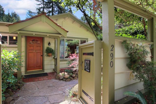 290 Sunnycroft Rd, Ben Lomond, CA 95005 (#ML81746204) :: The Kulda Real Estate Group
