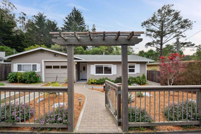 895 Pinetree Ln, Aptos, CA 95003 (#ML81746281) :: Strock Real Estate