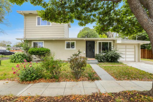 1307 Hill Ave, Menlo Park, CA 94025 (#ML81746311) :: The Goss Real Estate Group, Keller Williams Bay Area Estates