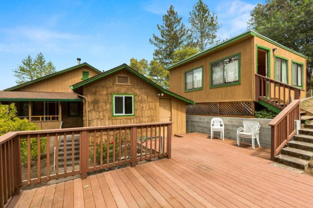20 Madrone Ave, Mount Hermon, CA 95041 (#ML81746341) :: The Realty Society