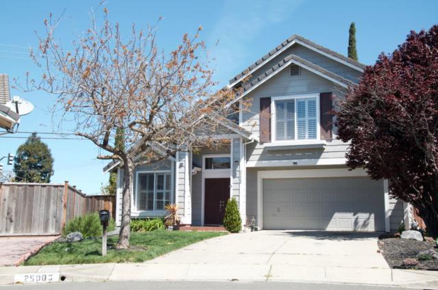 25900 Tarragon St, Hayward, CA 94544 (#ML81746739) :: The Gilmartin Group