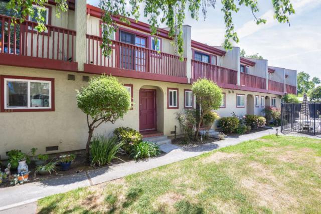 445 Oak Ave. Ave, Redwood City, CA 94061 (#ML81747140) :: The Realty Society