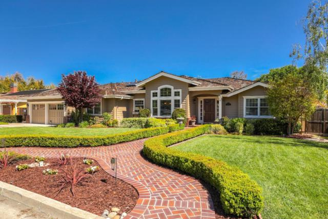 1227 Chateau Dr, San Jose, CA 95120 (#ML81747707) :: The Realty Society