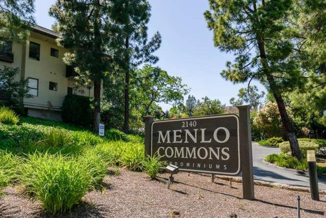 2140 Santa Cruz Ave C205, Menlo Park, CA 94025 (#ML81747990) :: Strock Real Estate