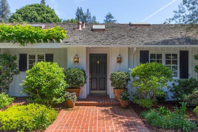 46 Lilac Dr, Atherton, CA 94027 (#ML81748951) :: Strock Real Estate