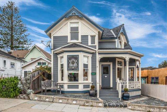 112 Forest Ave, Pacific Grove, CA 93950 (#ML81750006) :: Strock Real Estate