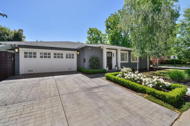 221 Laurel St, Menlo Park, CA 94025 (#ML81750157) :: Strock Real Estate