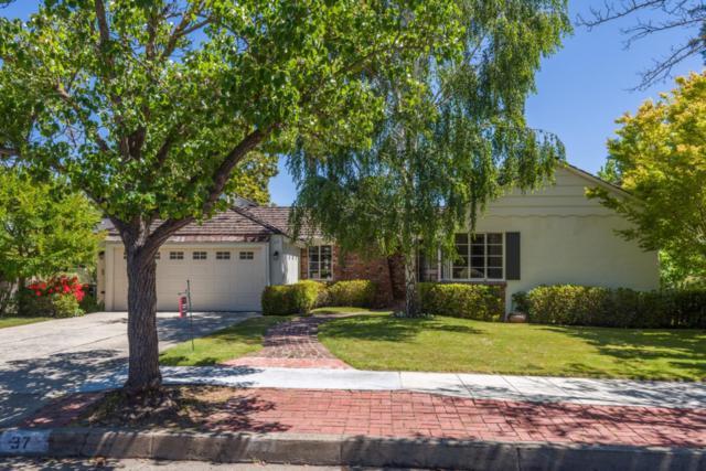 37 Nevada St, Redwood City, CA 94062 (#ML81750355) :: Strock Real Estate